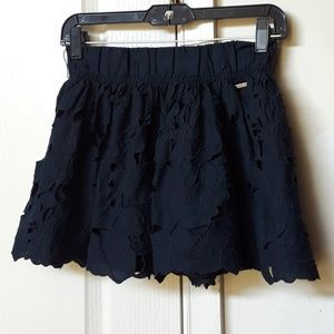 Abercrombie and Fitch Mini Skirt.